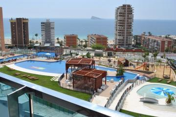 Appartement à Sunset Drive Benidorm 2 Nº 225 on España Casas